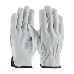 PIP Economy Grade Goatskin Leather Drivers Gloves