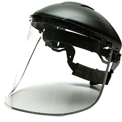 Pyramex® Face Shield and Headgear Combo