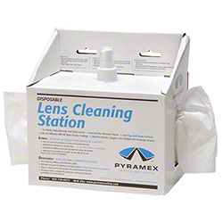 Pyramex® Lens Cleaning Station - 8 oz.