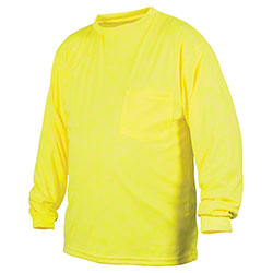 Pyramex® RLTS31NS Series Hi-Vis Long Sleeve T-Shirts