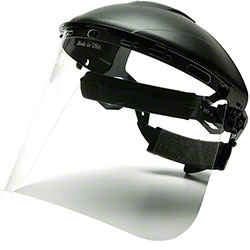 Pyramex® Polyethylene Face Shield