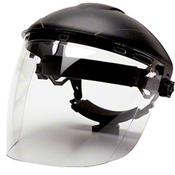 Pyramex® Tapered Polycarbonate Face Shield
