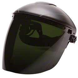 Pyramex® Tapered IR5 Polycarbonate Face Shield