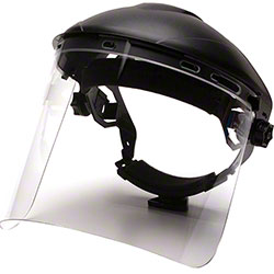 Pyramex® Cylinder Polycarbonate Face Shield