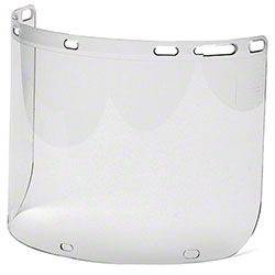 Pyramex® Cylinder Face Shield w/Slots for Chin Cup