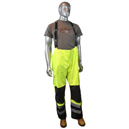 Radians® Heavy Duty Rip Stop Pants w/Bib - 3X