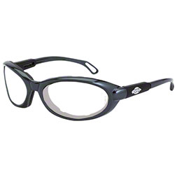 Crossfire® MK12 Foam Lined Safety Eyewear