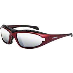 Crossfire® Diamond Back Foam Lined Safety Eyewear