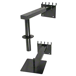 Radians® Wall Mounting Brackets For Spinner Rack