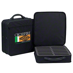 Crossfire® Zippered Sample Kit Display Case