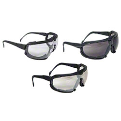 Radians® Dagger™ Foam Lined Safety Goggles