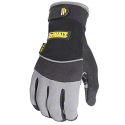 Radians® DeWalt® Heavy Utility PVC Padded Palm Gloves