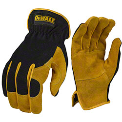 DeWalt® DPG216 Leather Performance Hybrid Glove