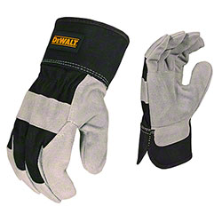 DeWalt® DPG41 Cowhide Leather Palm Glove