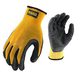 DeWalt® DPG70 Textured Rubber Gripper Gloves