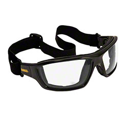 DeWalt® DPG83 Converter™ Safety Glass/Goggle Hybrid