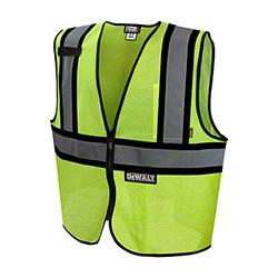DeWalt® DSV221 Contrasting Trim Economy Vest