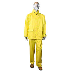 Radians® DRIRAD® 28 Durable Three-Piece Rainsuit
