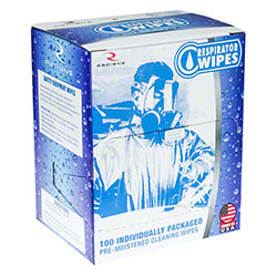 Radians® Respirator Wipes - 100 ct.