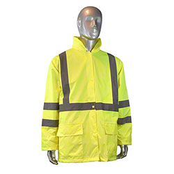Radians® RW10-3S1Y Lightweight Rain Jacket