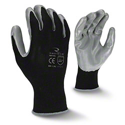 Radians® RWG15 Smooth Nitrile Palm Coated Gloves