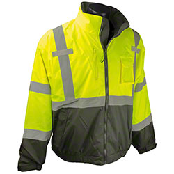 Radians® Three-In-One Deluxe Hi-Viz Bomber Jackets