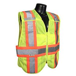Radwear™ SV24-2 Breakaway Expandable Two Tone Vests