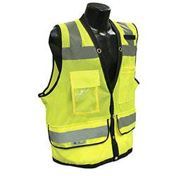 Radwear® SV59 Heavy Duty Surveyor Safety Vest