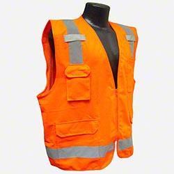 Radwear® SV7 Surveyor Type R Class 2 Safety Vests