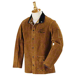 Black Stallion® Split Cowhide Welding Jackets