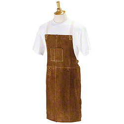 "Black Stallion® 42"" Split Cowhide Welding Apron"