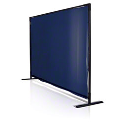 Black Stallion® 14 mil Vinyl Screen & Standard Frame