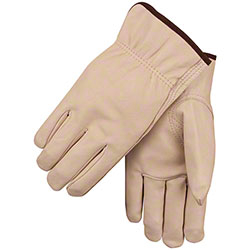 Black Stallion® Classic Grain Cowhide Drivers Gloves