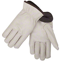 Black Stallion® Fleece Insulated Winter Drivers Gloves