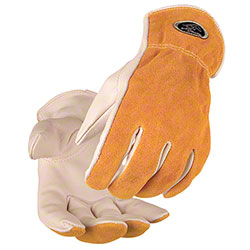 Black Stallion® Versatile Grain Cowhide Palm Drivers Glove