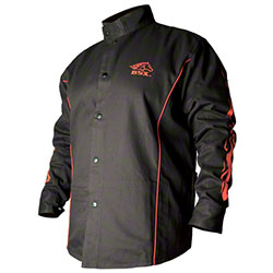 Black Stallion® BSX® FR Cotton Welding Jacket