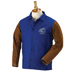 Black Stallion® FR Cotton & Cowhide Hybrid™ Jacket