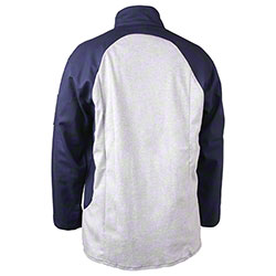 Black Stallion® Stretch-Back Navy/Gray Welding Jackets