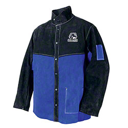Black Stallion® Color Block Leather Welding Jackets