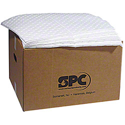 "SPC® SXT® Oily Only Heavy Wt. Absorbent Pad - 15"" x 19"""