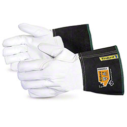 Superior Endura® Goat-Grain Arc Flash Gauntlet Cuff Gloves