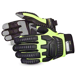 Superior Clutch Gear® Impact Protection Mechanics Gloves