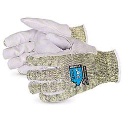 Superior Emerald CX® Cut-Resistant Leather Palm Gloves