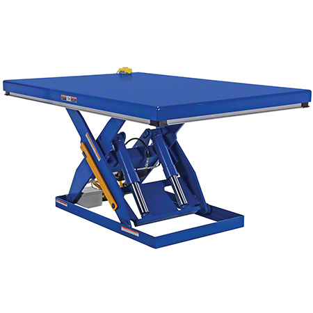 "Vestil Electric Hydraulic Scissor Lift Table - 48"" x 72"""