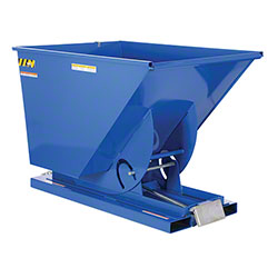 Vestil Heavy Duty Self Dump Hopper w/Bumper Release