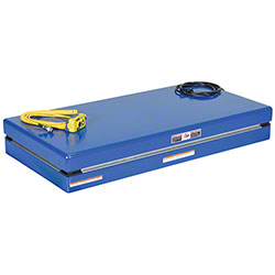 "Vestil Electric Hydraulic Scissor Lift Table - 24"" x 48"""
