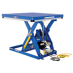 "Vestil Electric Hydraulic Scissor Lift Table - 40"" x 48"""