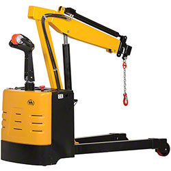 Vestil Electric Powered Floor Crane