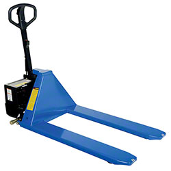 Vestil 12V DC Powered Tote Lifter