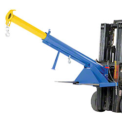 Vestil Master Lift Orbit Telescoping Lift Boom - 24""